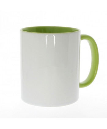 Mug céramique Bicolor Express - publimug
