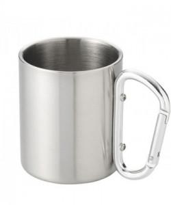 Mug isotherme avec mousqueton - publimug