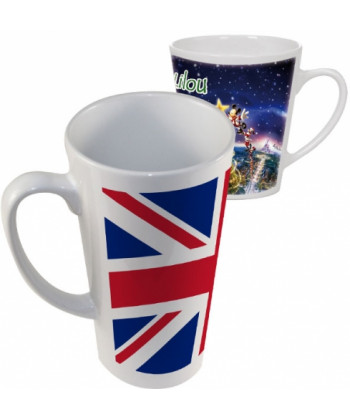 Tasse céramique conique SMALL - publimug